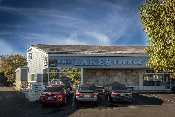 View of the exterior The Lakes Lounge