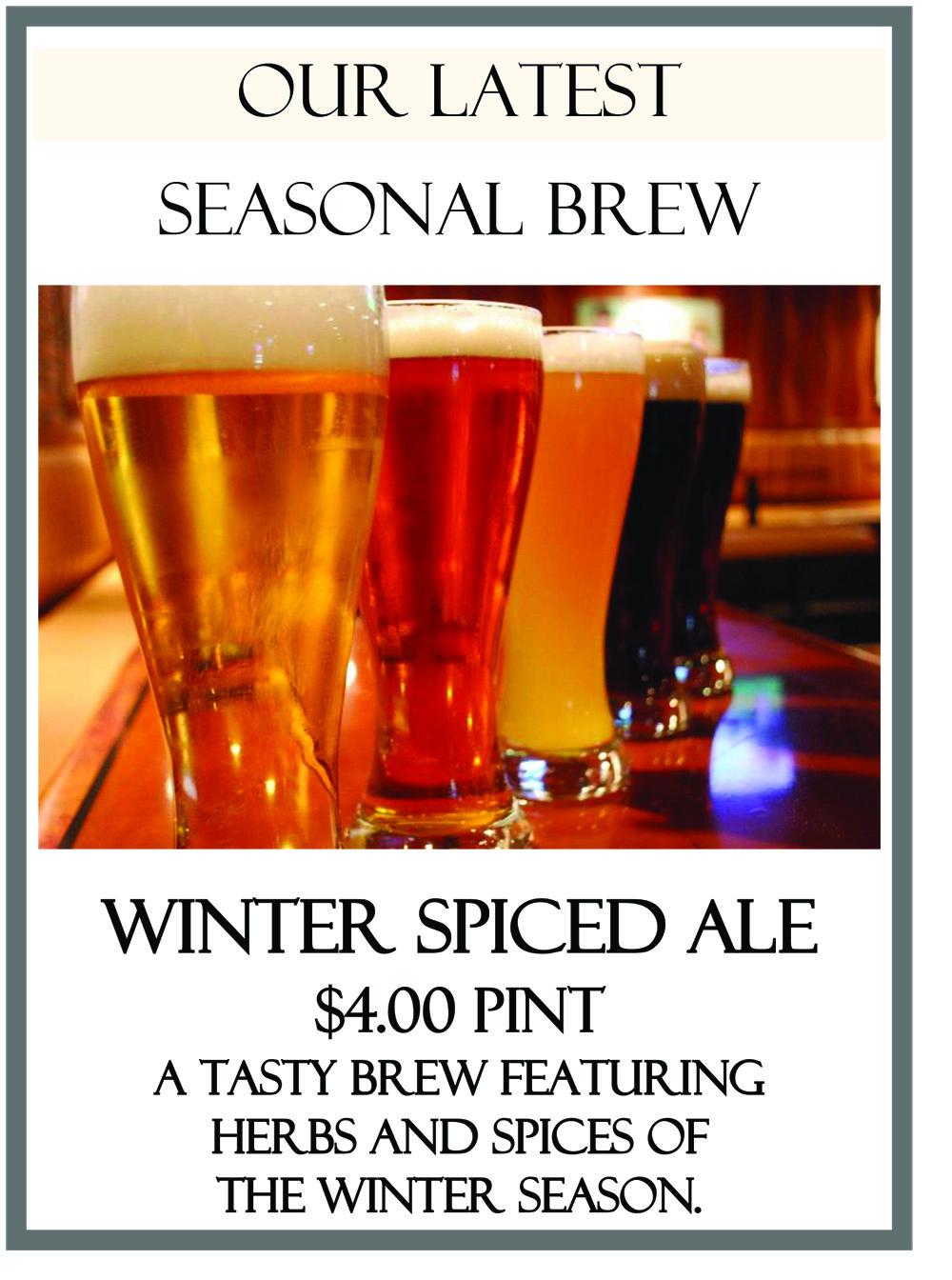 Beer winter